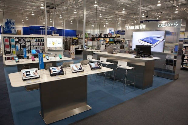 Samsung partners with Best Buy