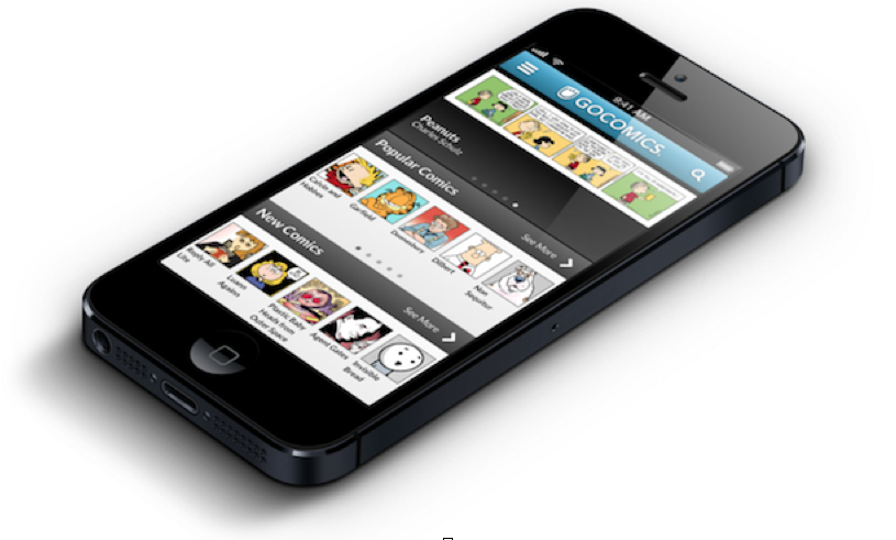 GoComics app released for iOS, Android & Windows Phone, puts Calvin & Hobbes in your palm on the go