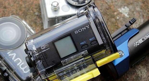 Sony Action Cam update adds 1080p recording at 60fps, underwater mode