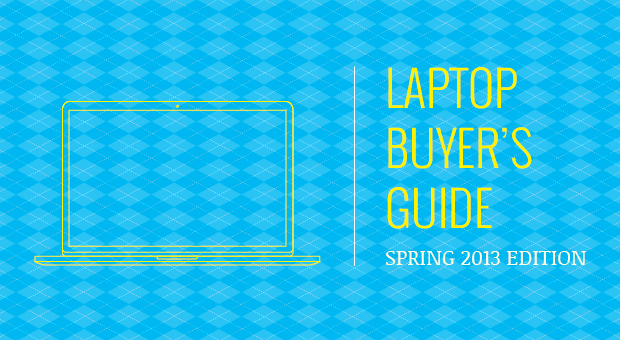Engadget's laptop buyer's guide: spring 2013 edition