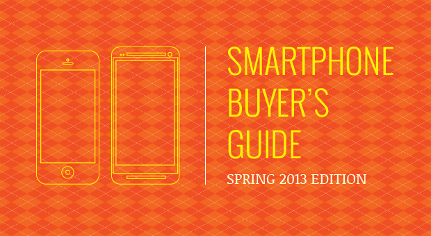 Engadget's smartphone buyer's guide spring 2013 edition