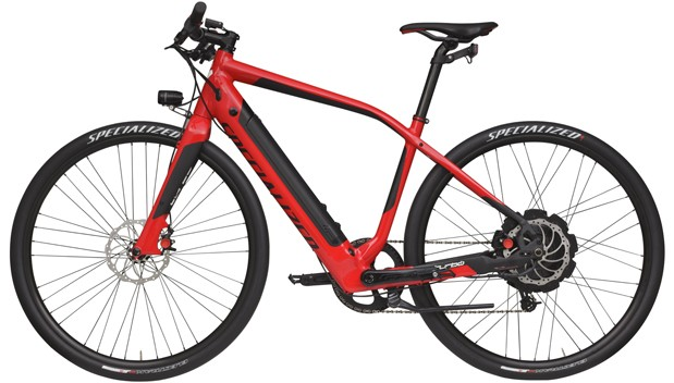 Specialized Turbo bike reaches the US, offers an electric boost for $5,900