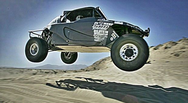 SRI EV1 brings allelectric offroading to the General Tire Mexican 1000 rally video