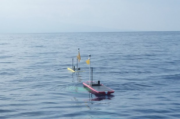 Wave Glider sea robot gets a new version, replete with more power and much more gear