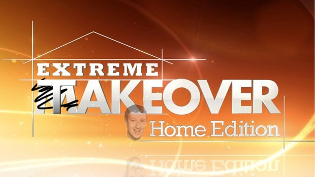 DNP Switched On Extreme takeover, home edition