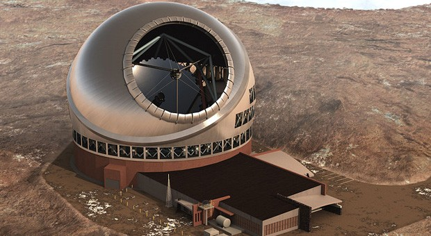 Hawaii clears land use for the Thirty Meter Telescope