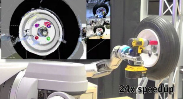 DARPA working on lowcost robot hands, aims to make yours even more idle video