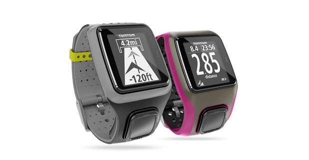 f TomTom makes ownbrand GPS sports watches, no Nike swoosh in sight