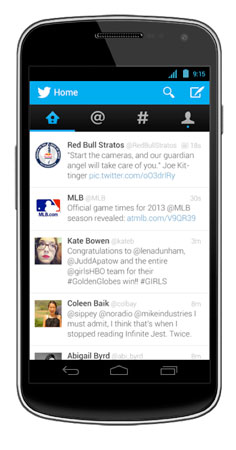 Twitter revamp brings native