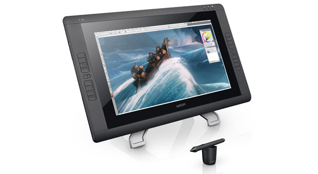 Wacom outfits the Cintiq 22HD with multi-touch, bumps the price to $2,499