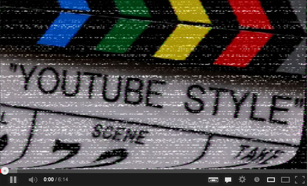 YouTube lets you relive the oldschool look of VHS  in HD