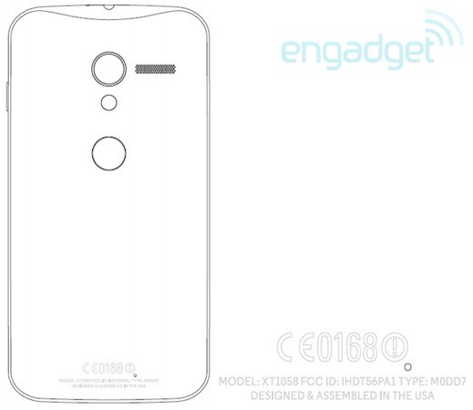 Motorola XT1058 for AT&amp;amp;T hits the FCC, could be XFON related
