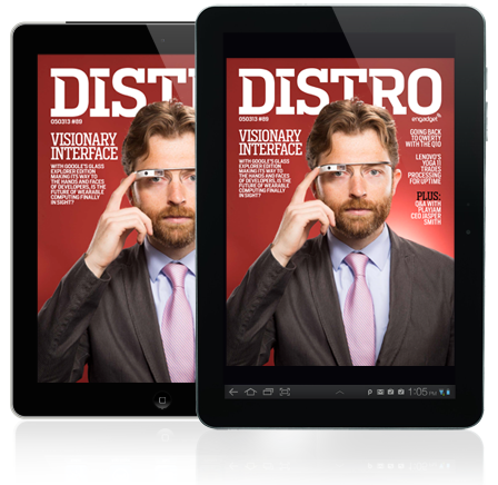 Distro Issue 89 With Google Glass, is the future of wearable computing finally in sight