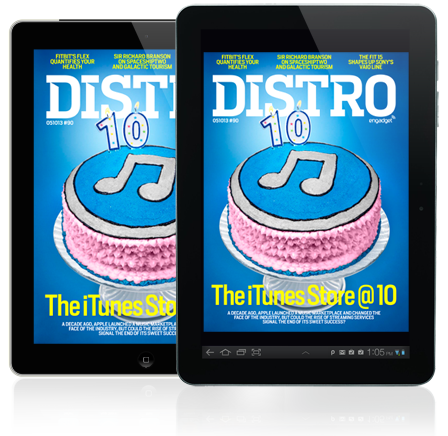 Distro Issue 90: A decade under the influence of iTunes