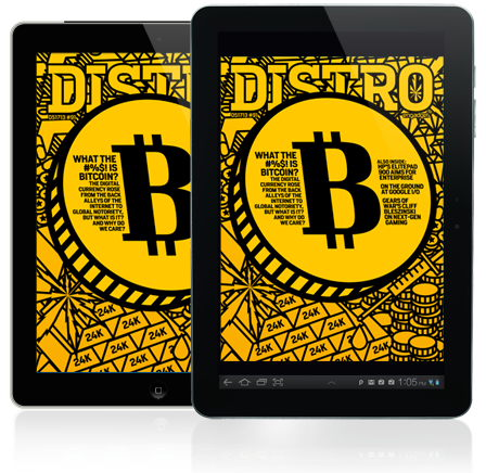 Distro Issue 91 What the #%$! is Bitcoin