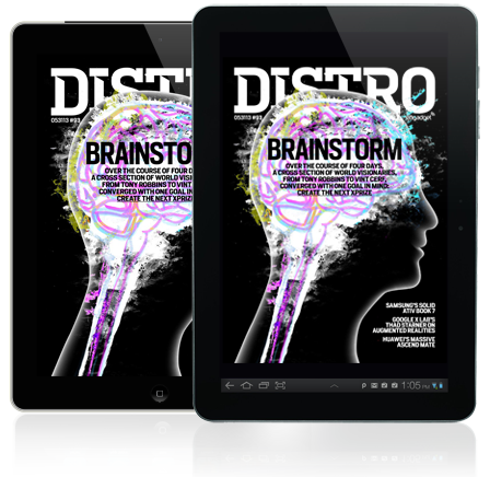 Distro Issue 93 The minds behind XPRIZE