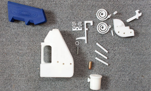 The liberator the first completely 3d printed gun gets for Where to get blueprints printed