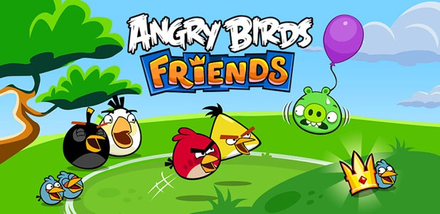 Angry Birds Friends now available on iOS and Android, is totally free