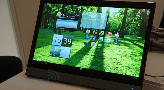 CNET Acer will release an Androidpowered Intel Core I5 AIO PC