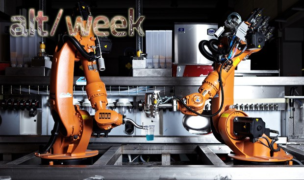 Alt-week 5.25.13: regenerating limbs, robo-politans and science's playground