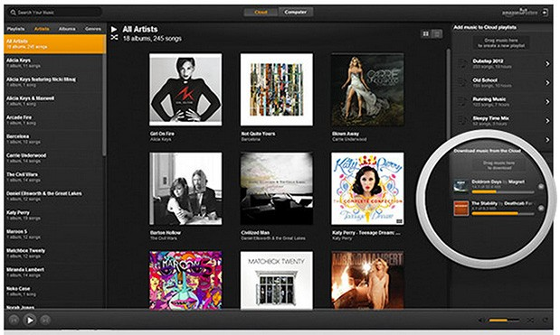 how to download amazon music to mp3 player