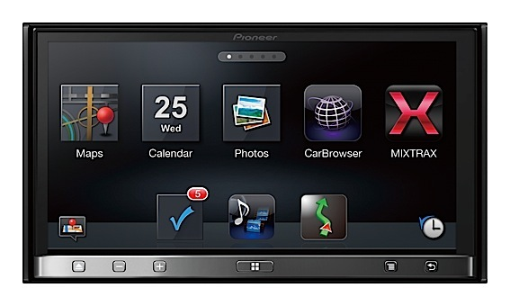 Pioneer's AppRadio 3 adds MirrorLink, Siri Eyes Free and more