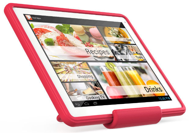 Archos launches ChefPad, a 97inch Android tablet for your kitchen