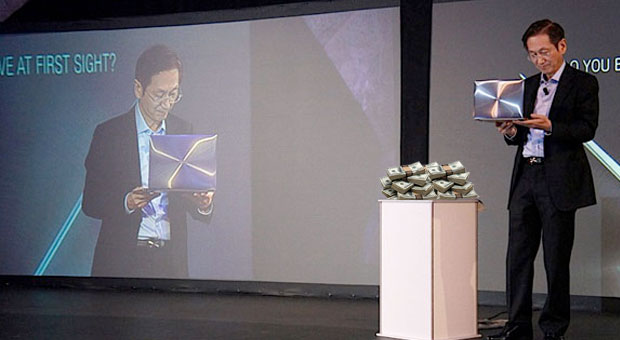 ASUS sells 3 million tablets in 2013 Q1, rakes in $  202 million profit