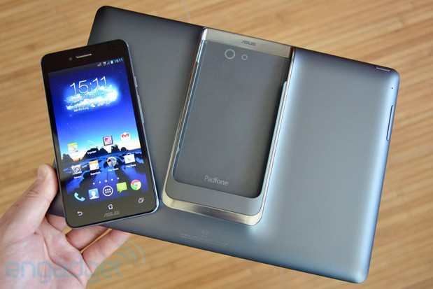 DNP ASUS PadFone Infinity review the convertible phone goes full HD and beyond