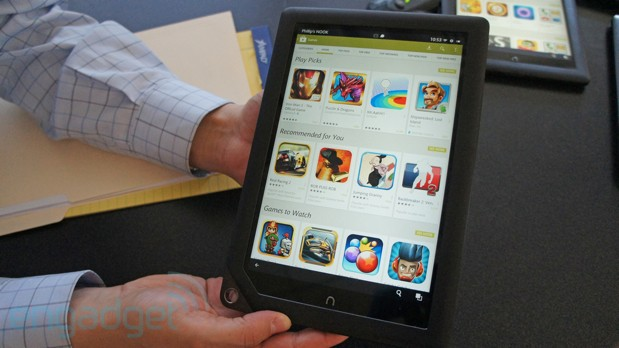 B&amp;N cuts Nook HD, HD+ ...