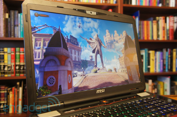 DNP MSI GT70 Dragon Edition review last year's gaming powerhouse gets a Haswell upgrade