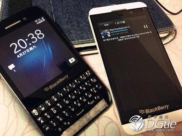 BlackBerry R10 leaks again with reported specs, hints at a budget Q10