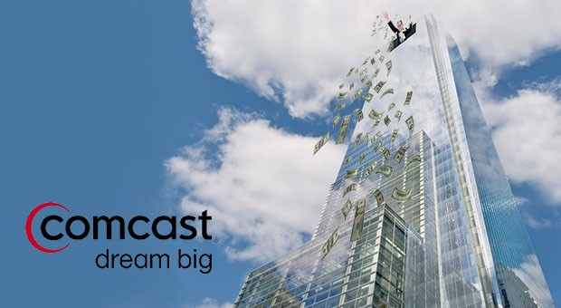Comcast gains 583,000 new subscribers, while revenues reach $153 billion for Q1 2013