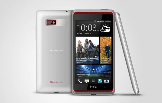 HTC Desire 600 announced: quad-core processor, dual-SIM and BlinkFeed