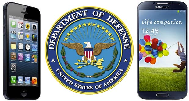 WSJ: Samsung Galaxy and iOS devices to be approved by US Defense Department
