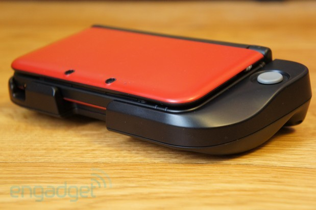 Nintendo 3DS Circle Pad Pro review: just like the original, but bigger