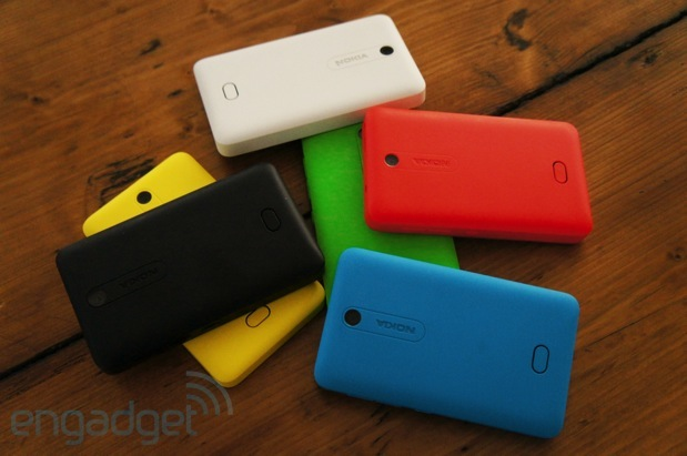 Nokia unveils the touchscreen Asha 501 with new software platform, we go handson video