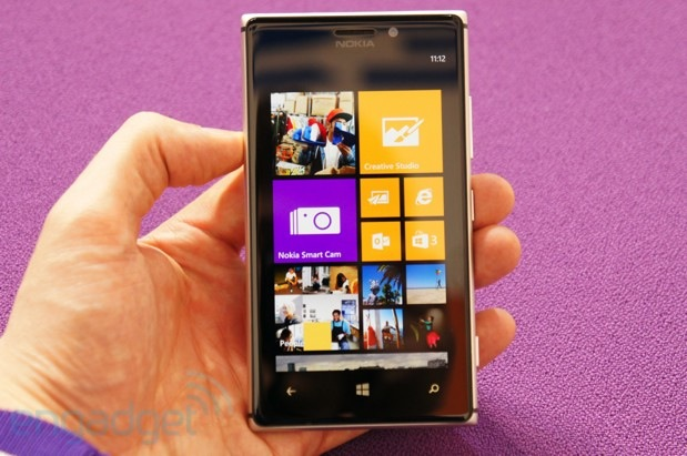 Nokia Lumia 925 hands-on (update: video)