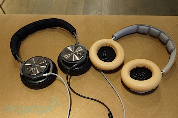 B&O Play H3, H6 headphones debut stateside aluminumclad danish design, premium prices