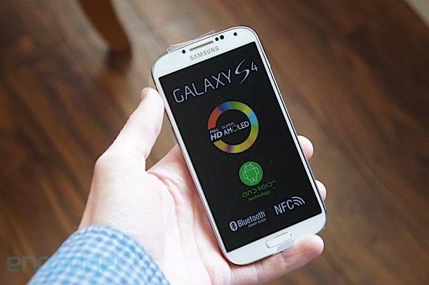 Engadget Giveaway win an Octacore Samsung Galaxy S 4, courtesy of SellCellcom!