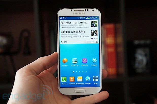 DNP Samsung Galaxy S 4 with Exynos Octacore what's different