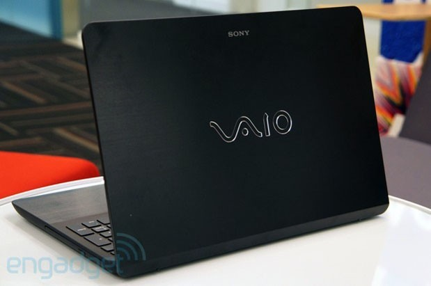Sony VAIO Fit 15 review 2013 Sony's mainstream notebooks get a makeover