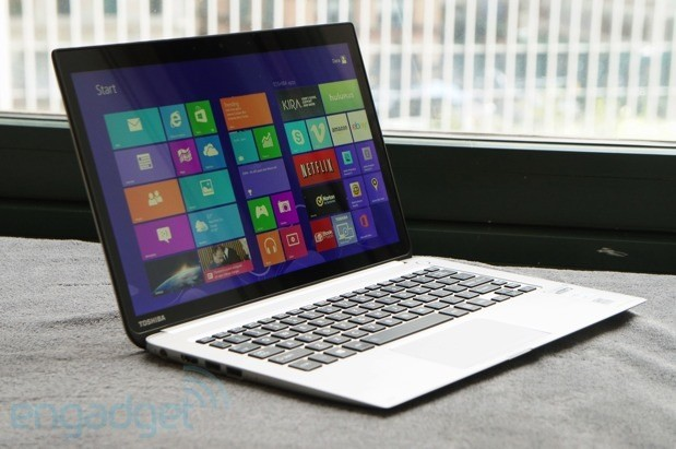 Toshiba Kirabook review Toshiba tries to reinvent itself with a flagship Ultrabook