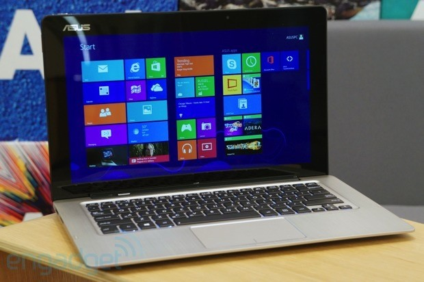 ASUS Transformer Book TX300 review meet ASUS' first Windows 8 laptop  tablet hybrid