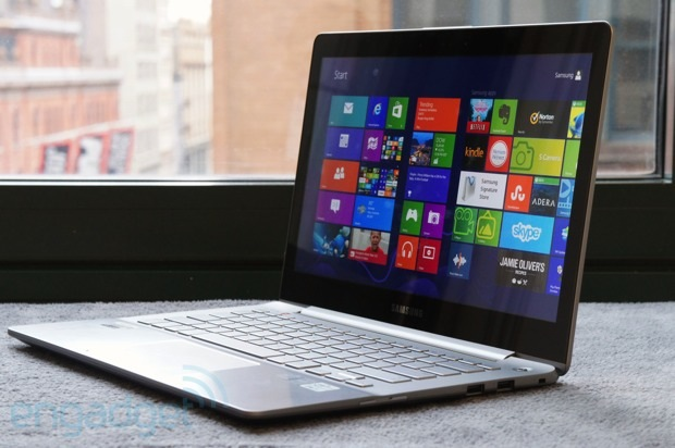 DNP Samsung ATIV Book 7 review a new highend Ultrabook, arriving just before Haswell