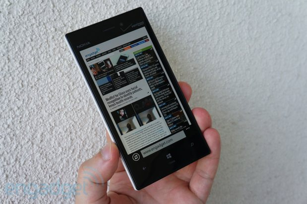 Nokia Lumia 928 for Verizon handson