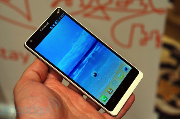 Handson with the Coolpad Quattro II 4G and 8920