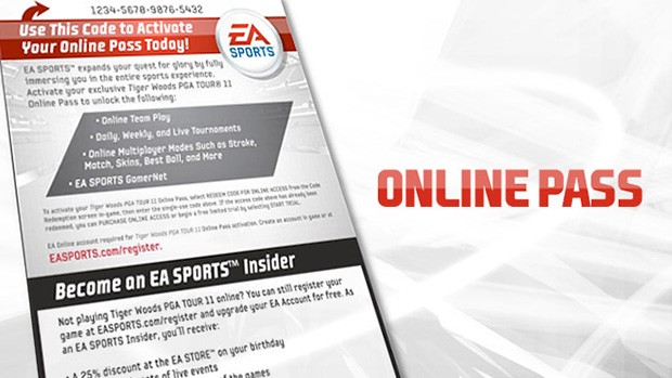 Example of an EA Online Pass. Image via Engadget