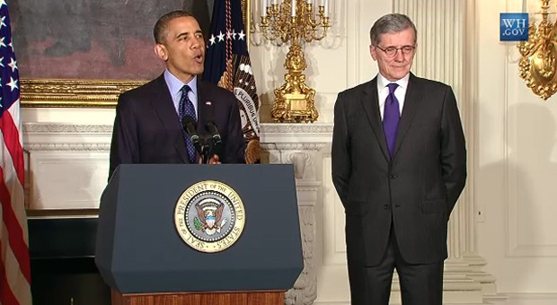 FCC Chairman says he may ignore Obama on net neutrality