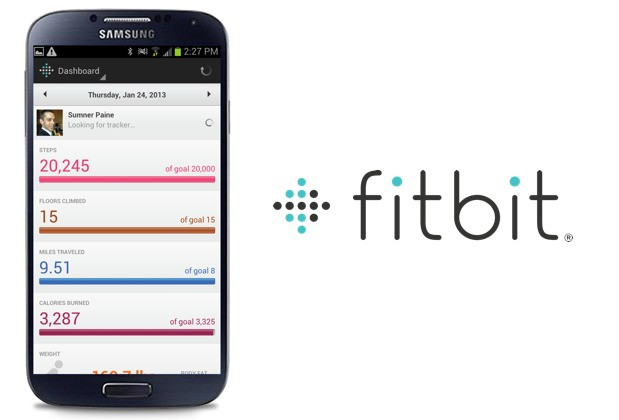 Fitbit now syncs to Galaxy S 4, broader Android device support is coming